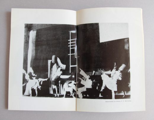 Scena, n°1, 1971, Serbie, pages 128 et 129